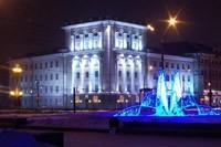 освещение фасадов в Таганроге