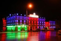 Наружное освещение: архитектурное освещение зданий и фасадов в г.Таганрог