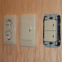 Монтаж, ремонт, замена выключателей Таганрог